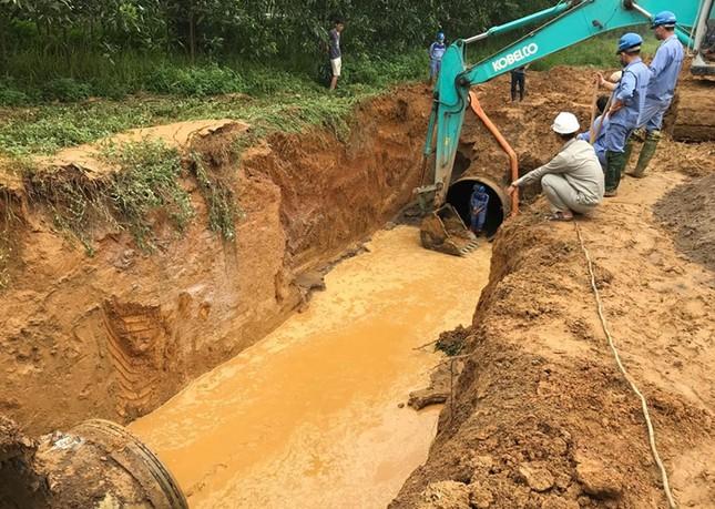 Chậm quy hoạch cấp nước, 1 triệu dân ngoại thành Hà Nội 'mắc kẹt' ảnh 2