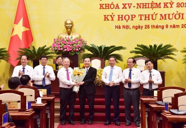Tân Chủ tịch Hà Nội: Lắng nghe tiếng nói người dân và doanh nghiệp để đổi mới chỉ đạo ảnh 2