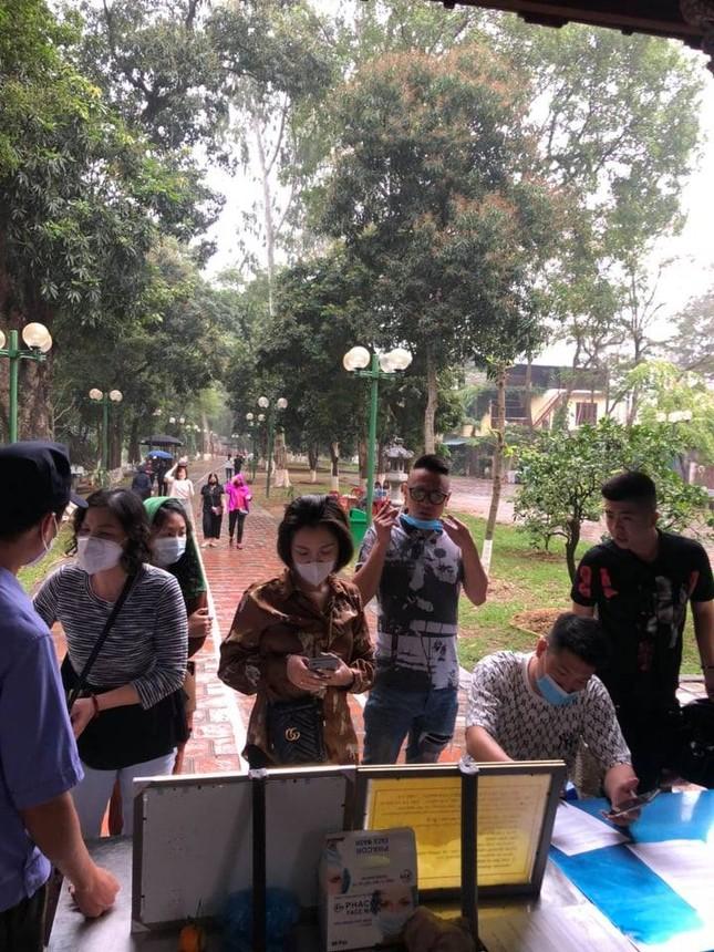 Hà Nội: Chủ tịch các phường chịu trách nhiệm về chống dịch tại di tích ảnh 1