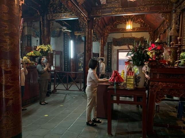 Hà Nội: Chủ tịch các phường chịu trách nhiệm về chống dịch tại di tích ảnh 8