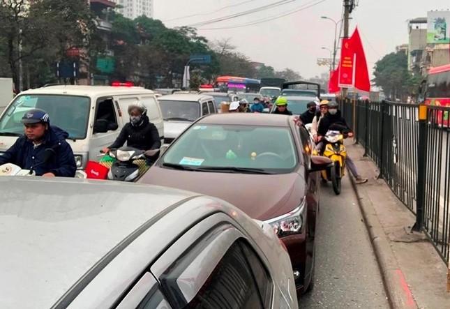 28 Tết, BOT Pháp Vân - Ninh Bình 'tê liệt' vì chưa thu phí không dừng ảnh 1