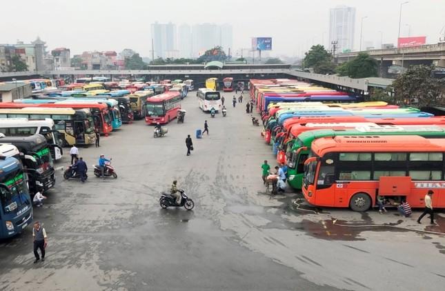 Sở GTVT Hà Nội vẫn xây dựng phương án xe chạy sau 0 giờ ảnh 1