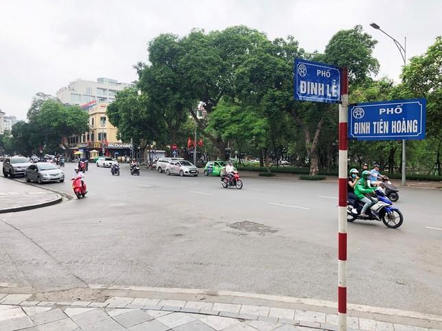 Cận cảnh 2 địa điểm Hà Nội 'chốt' để đặt Km số 0  ảnh 5