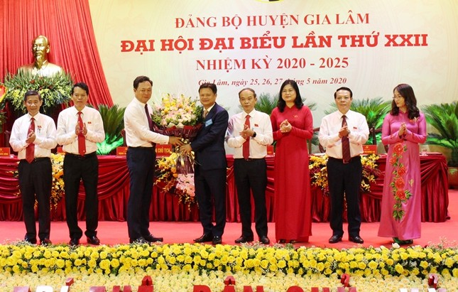 Hà Nội có bí thư đầu tiên bầu trực tiếp tại Đại hội Đảng cấp huyện ảnh 2