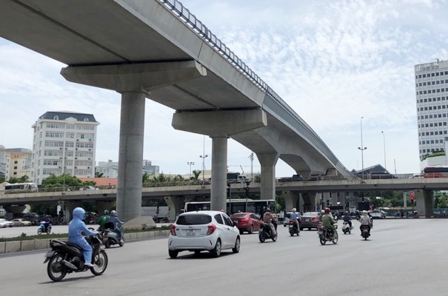 Dự án Metro Nhổn - Ga Hà Nội lại bị đòi bồi thường chi phí phát sinh ảnh 1