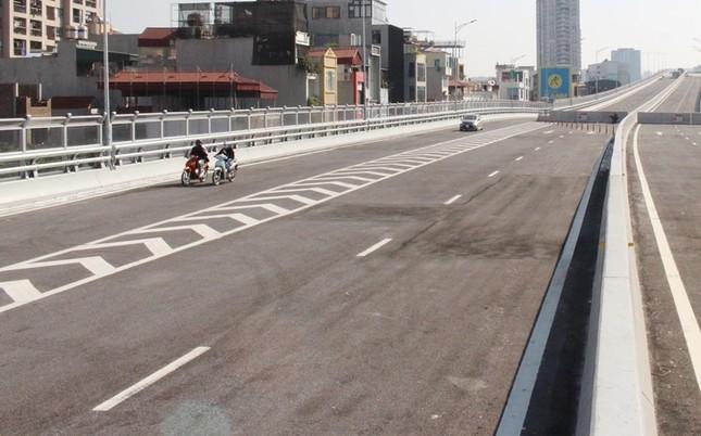 Sau thông xe, ô tô được chạy tốc độ bao nhiêu ở đường Vành đai 2 trên cao? ảnh 11