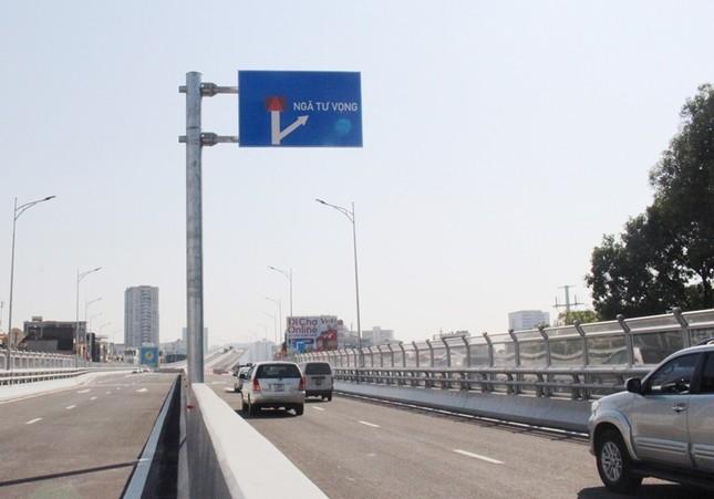 Sau thông xe, ô tô được chạy tốc độ bao nhiêu ở đường Vành đai 2 trên cao? ảnh 4