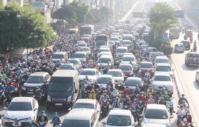 Sau thông xe, ô tô được chạy tốc độ bao nhiêu ở đường Vành đai 2 trên cao? ảnh 8