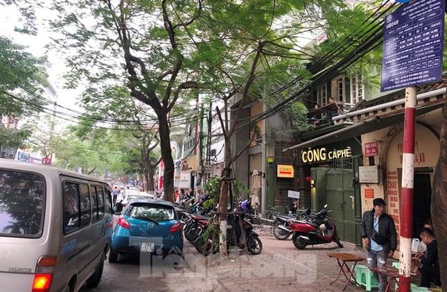 Lật tẩy nhiều bãi xe 'máy chém' tại Hà Nội ảnh 1
