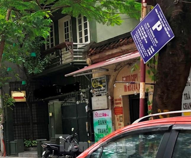 Lật tẩy nhiều bãi xe 'máy chém' tại Hà Nội ảnh 2
