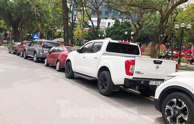 Lật tẩy nhiều bãi xe 'máy chém' tại Hà Nội ảnh 6