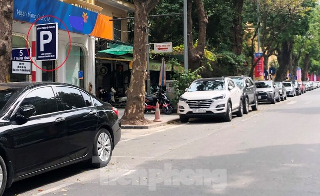 Lật tẩy nhiều bãi xe 'máy chém' tại Hà Nội ảnh 8