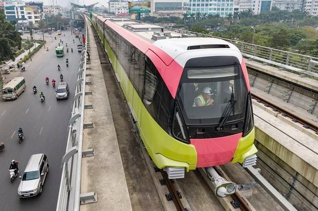 Robot 'Thần tốc' sẵn sàng khoan hầm tuyến metro Nhổn - ga Hà Nội ảnh 1