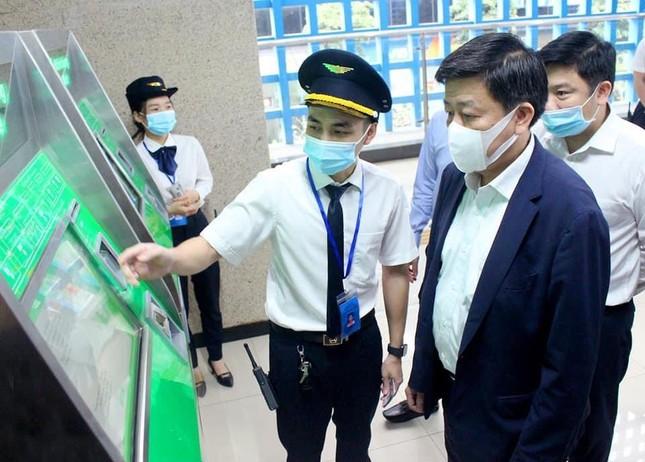 Tiếp nhận đường sắt Cát Linh-Hà Đông với điều kiện đảm bảo an toàn tuyệt đối ảnh 1