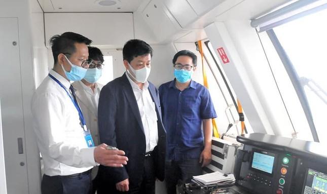 Tiếp nhận đường sắt Cát Linh-Hà Đông với điều kiện đảm bảo an toàn tuyệt đối ảnh 2