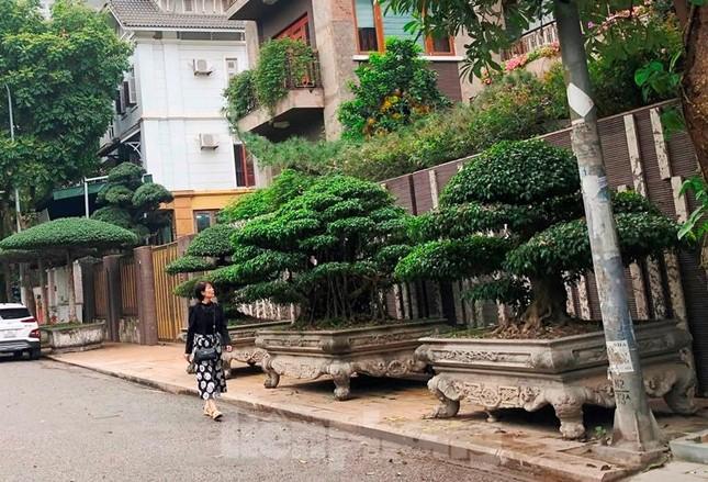 Cận cảnh các tuyến phố lát đá phá vỡ kết cấu vỉa hè Hà Nội ảnh 9