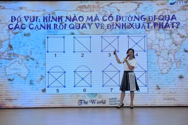 """Học sinh Đà Nẵng """"đánh bại"""" Siêu Trí Tuệ Việt Nam Nguyễn Đức Giang ảnh 2"""