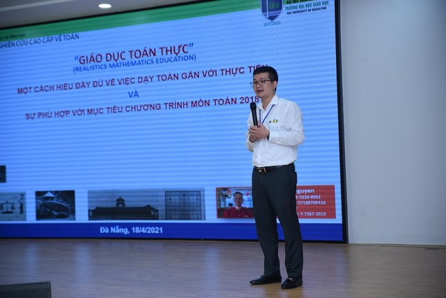 """Học sinh Đà Nẵng """"đánh bại"""" Siêu Trí Tuệ Việt Nam Nguyễn Đức Giang ảnh 3"""