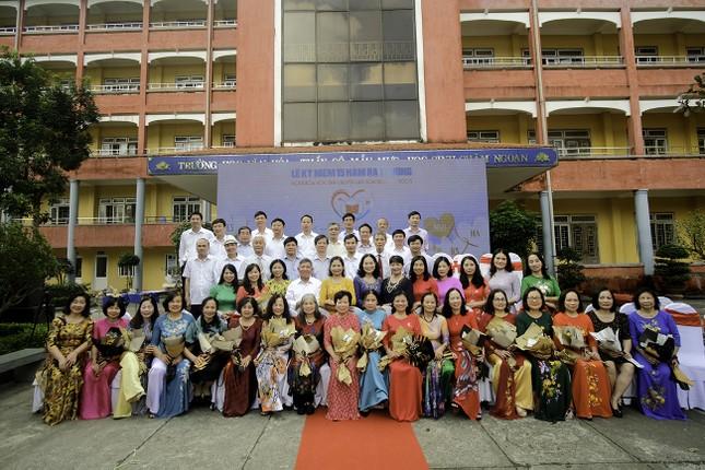 Thế hệ khoá Lam Sơn 2002-2005 hân hoan ngày trở về ảnh 3