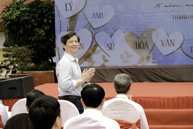 Thế hệ khoá Lam Sơn 2002-2005 hân hoan ngày trở về ảnh 5