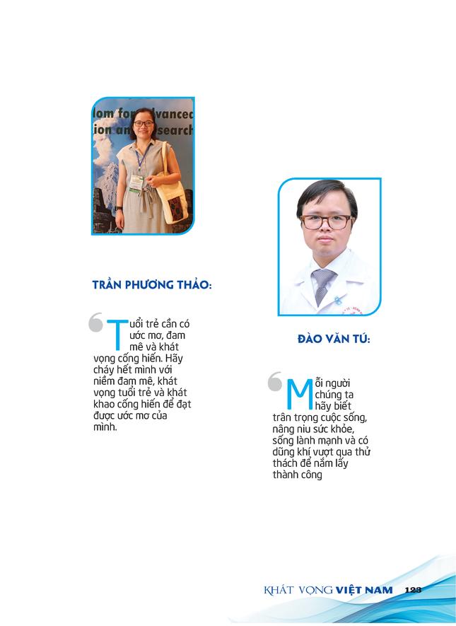 Thông điệp gửi tới Đại hội Tài Năng Trẻ Việt Nam ảnh 3