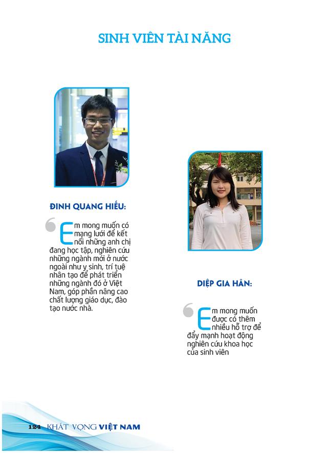 Thông điệp gửi tới Đại hội Tài Năng Trẻ Việt Nam ảnh 4