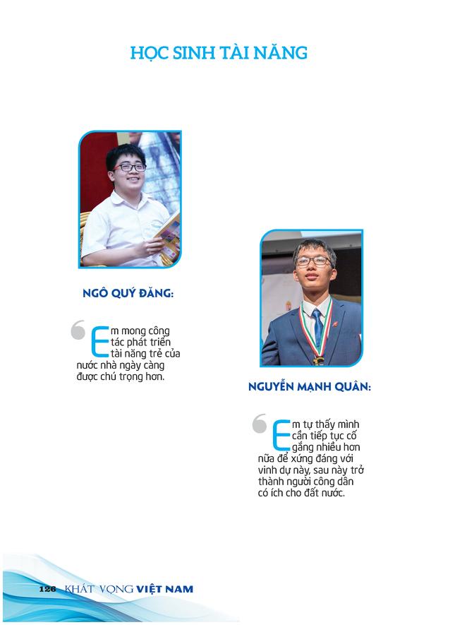Thông điệp gửi tới Đại hội Tài Năng Trẻ Việt Nam ảnh 6