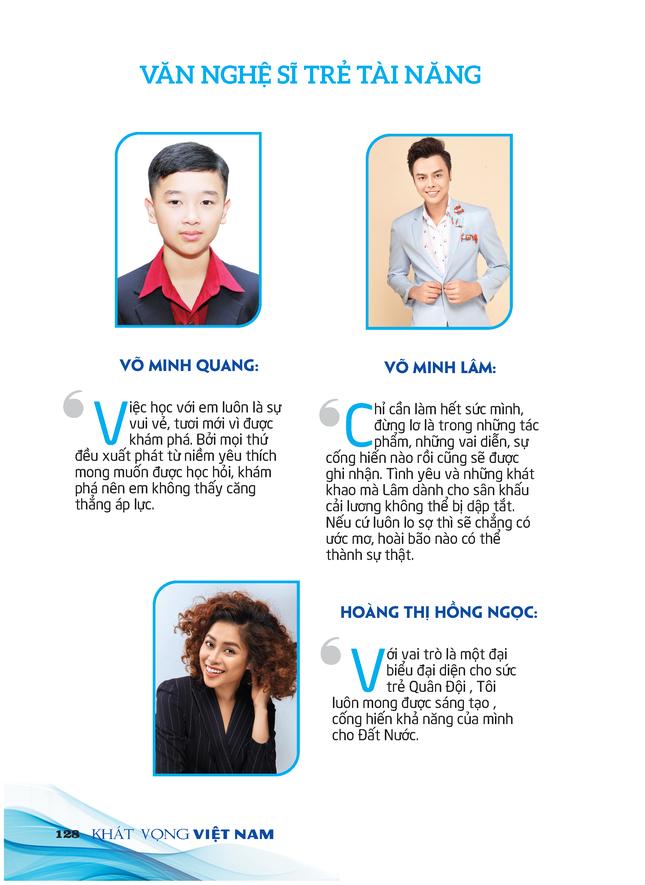 Thông điệp gửi tới Đại hội Tài Năng Trẻ Việt Nam ảnh 8