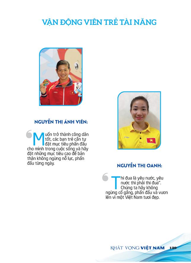 Thông điệp gửi tới Đại hội Tài Năng Trẻ Việt Nam ảnh 9