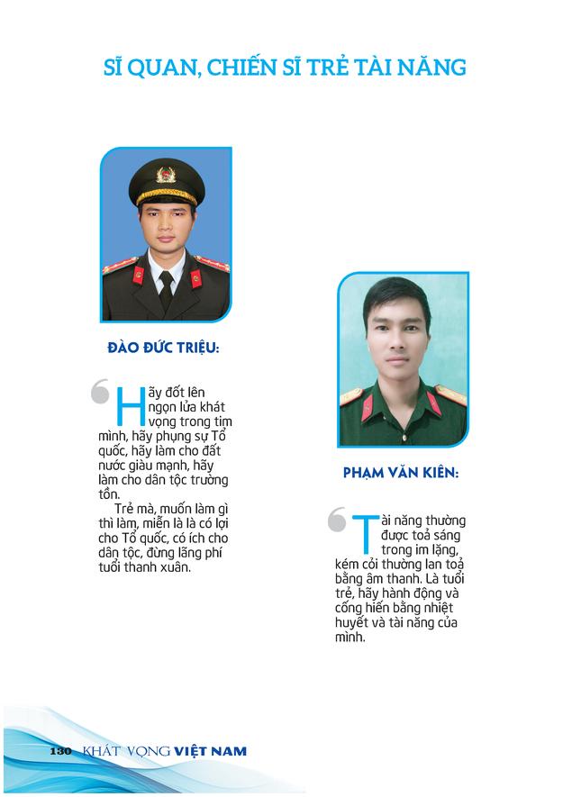Thông điệp gửi tới Đại hội Tài Năng Trẻ Việt Nam ảnh 10