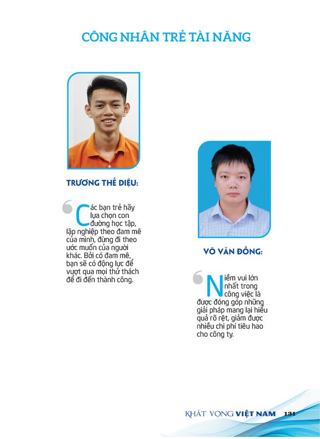 Thông điệp gửi tới Đại hội Tài Năng Trẻ Việt Nam ảnh 11