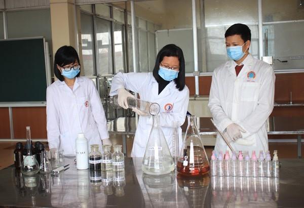 Đại học Sao Đỏ, Chí Linh, Hải Dương tiếp tục chung tay chống COVID-19 ảnh 1