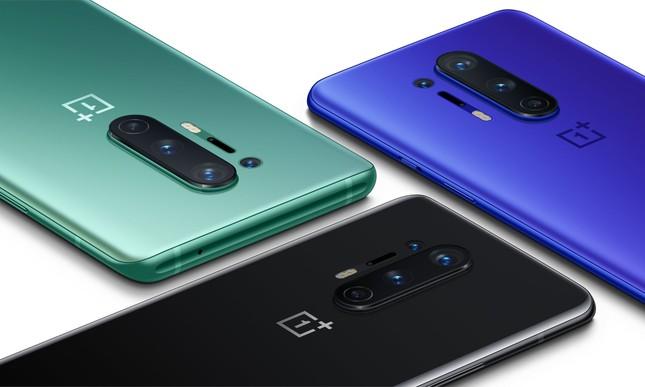 OnePlus tiết lộ loạt smartphone 8 series với dãy 3 camera ảnh 3