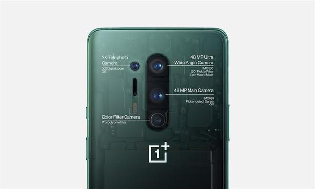 OnePlus tiết lộ loạt smartphone 8 series với dãy 3 camera ảnh 1