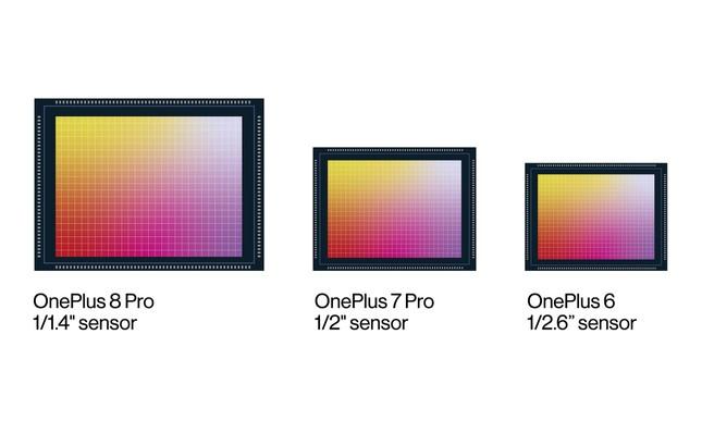 OnePlus tiết lộ loạt smartphone 8 series với dãy 3 camera ảnh 2