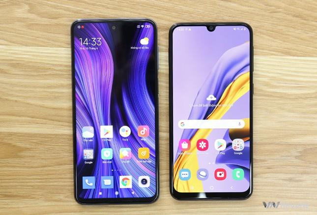"""Redmi Note 9s vs. Galaxy M31: """"Mãnh thú"""" nhà Xiaomi và Samsung khác nhau như thế nào? ảnh 3"""