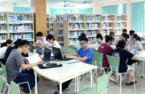 Thư viện ĐHQG Hà Nội miễn thu tiền phạt quá hạn trong mùa dịch ảnh 1