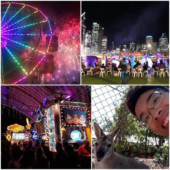 Hai du học sinh Việt Nam tại Úc được bổ nhiệm Đại sứ sinh viên quốc tế Brisbane ảnh 3