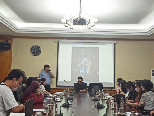 Đạo diễn Trần Thanh Huy và rapper Wowy truyền cảm hứng làm phim cho sinh viên ảnh 1