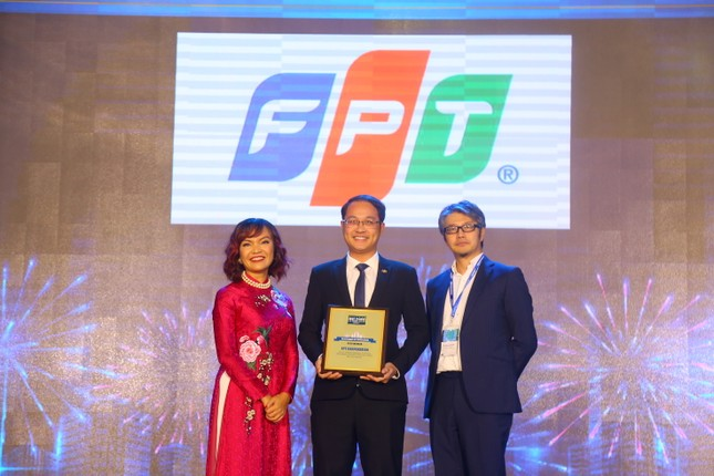 FPT là nơi làm việc tốt nhất ngành CNTT ảnh 1
