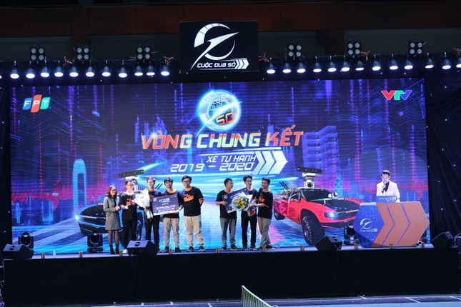Sinh viên Việt Nam ứng dụng công nghệ mới để giải bài toán thực tiễn ảnh 7