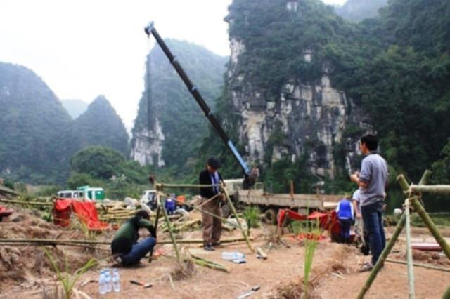 'King Kong 2' bắt đầu bấm máy tại Ninh Bình ảnh 1