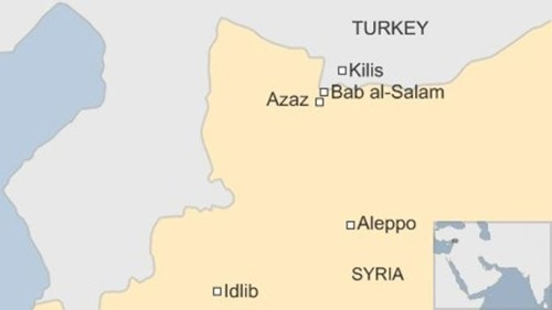 Mỹ điều pháo phản lực tới Thổ Nhĩ Kỳ giúp diệt IS ảnh 1