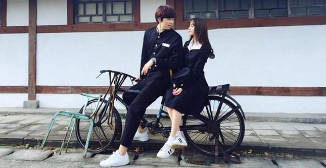 Cặp đôi nổi tiếng nhất mạng xã hội Hàn Quốc ảnh 3