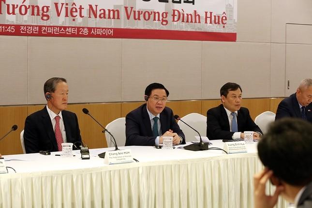 Việt Nam mời gọi doanh nghiệp Hàn Quốc tham gia đầu tư hạ tầng ảnh 1