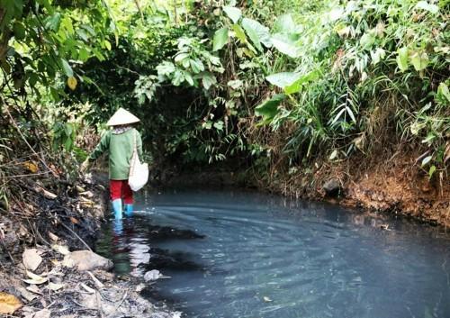 Chậm trễ công bố thông tin và khắc phục sự cố nước sạch nhiễm bẩn ảnh 1