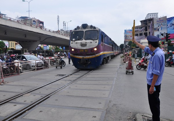 Đường sắt có thể phải dừng hoạt động chạy tàu toàn quốc ảnh 2