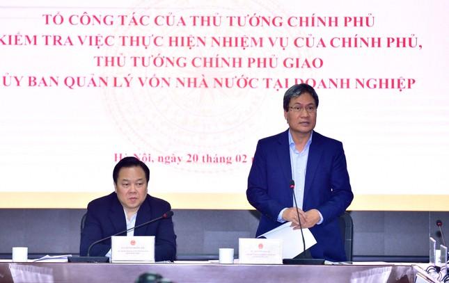 Thứ trưởng Bộ Giao thông nói về việc chưa giao vốn cho ngành đường sắt ảnh 1