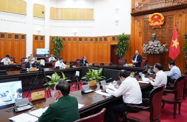 Thường trực Chính phủ thảo luận biện pháp thời kỳ 'tiền khẩn cấp' ảnh 1