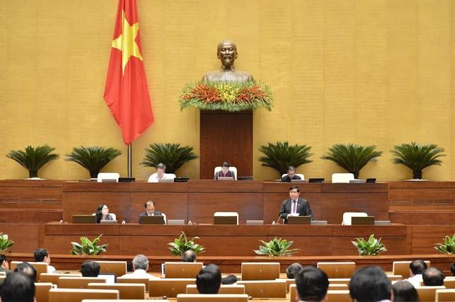 Bộ trưởng nêu 5 lý do thuyết phục Quốc hội đưa hộ kinh doanh vào luật ảnh 1